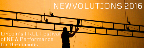 NEWVOLUTIONS - CALLING ALL THEATRE MAKERS, PLAYWRIGHTS, DANCERS, PERFORMERS AND ARTISTS