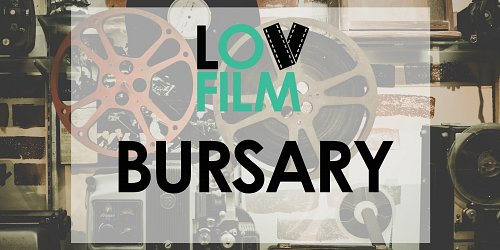 LOV Film Bursary